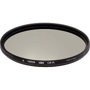 Filtro Polarizador Circular Hoya 58mm
