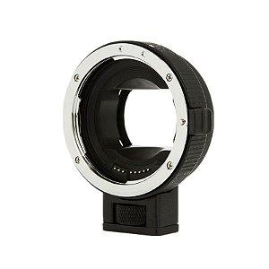 Adaptador de Lente Auto Focus Canon EOS EF EF-S para Sony Nex E-Mount Usado
