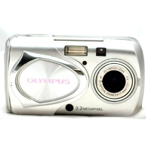 Câmera Olympus Stylus 300 Usada