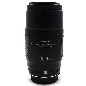 Lente Canon EF 100-200mm f/4.5 A Usada