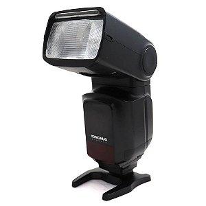 Flash Yongnuo Speedlite YN-968EX-RT para Câmeras Canon Usado