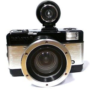 Câmera Analógica Lomography Fisheye 2 Usada