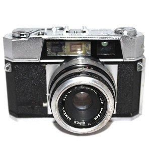 Câmera Analógica Aires Viscount Usada para Colecionador
