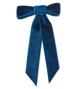 Presilha de Laço Azul