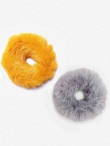 Scrunchies Fluffy