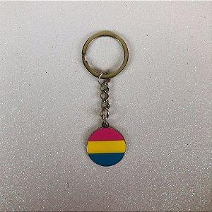 Chaveiro Pansexual