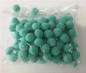 Pompom n°1 (10mm) Pacote com 100 unidades - Tiffany