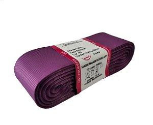 Fita de Gorgurão Sanding n°9(38mm) 10metros - Cor 90 Violeta