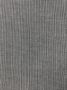 Tecido Tricoline Estampado Micro Quadradinho (Meio Metro)