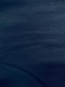 Tecido Tricoline Liso Azul Marinho (Meio Metro)