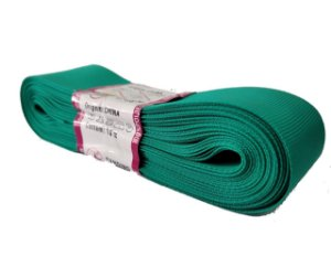 Fita de Gorgurão Sanding n°9(38mm) 10metros - Cor 68 Tiffany
