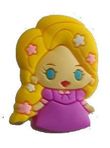 Aplique Emborrachado Rapunzel