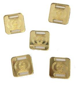 Aplique Dourado Gucci