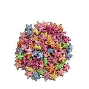 Miçangas Entremeio Estrelas Sortidas