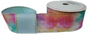 Fita Decorativa Jeans Tie Dye SINIMBU REF1823 C-02