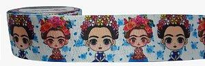 Fita de Gorgurão Frida Kahlo 0163