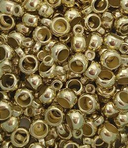 Acabamento de Pulseira Caneca Dourado -10g