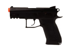 Pistola de Airsoft CO₂ - CZ 75 P-07 Duty - Blowback