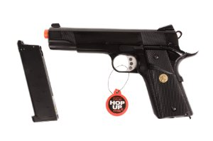 Pistola de Airsoft GBB - 1911 728 - Full Metal - Blowback