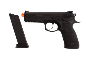 Pistola de Airsoft GBB - CZ SP-01 Shadow (Green Gás) - Full Metal - Blowback