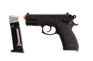 Pistola de Esfera de aço CO₂ - CZ 75D Compact - 4.5mm