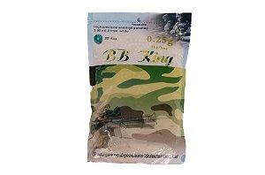 BB's BB King - 25g 4000 unid - 1kg 6mm