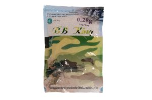 BB's BB King - 28g 3500 unid - 1kg 6mm