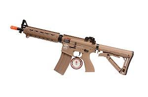 Rifle de Airsoft AEG - M4 MOD 0 TAN (CM16) G&G