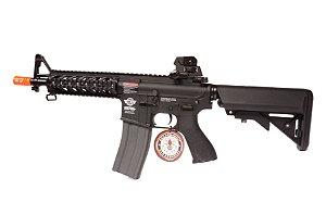 Rifle de Airsoft AEG - M4 Raider (CM16) G&G
