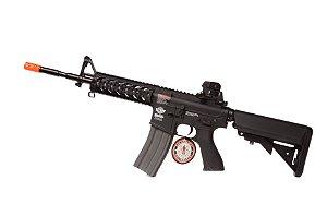 Rifle de Airsoft AEG - M4 Raider-L (CM16) G&G