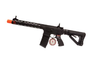 """Rifle de Airsoft AEG - M4 Wild Hog 12"""" (CM16) G&G"""