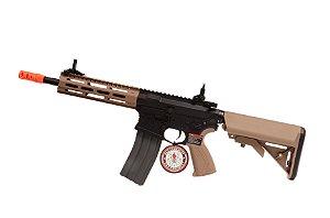 Rifle de Airsoft AEG - M4 RIDER 2.0 TAN (CM16) G&G