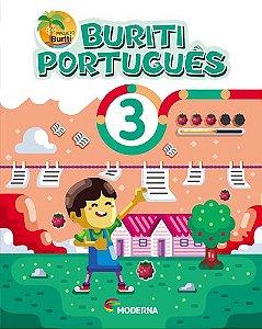 PROJETO BURITI PORTUGUES 3º ANO