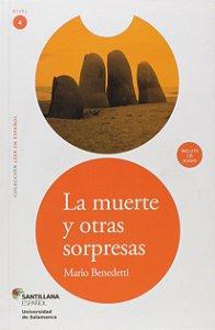 LA MUERTE Y OTRAS SORPRESAS NIVEL 4 C/CD