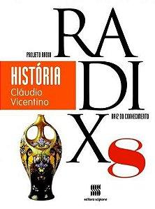 PROJETO RADIX HISTORIA 8º ANO
