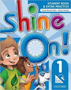 SHINE ON 1 STUDENT BOOK WITH ONLINE