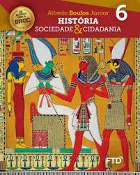 HISTORIA SOCIEDADE E CIDADANIA 6º ANO