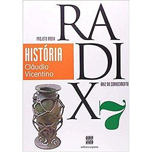 PROJETO RADIX HISTORIA  7º ANO