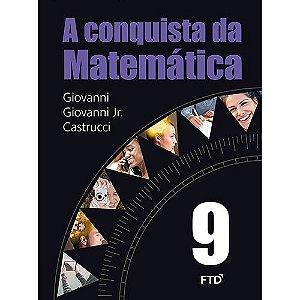 CONQUISTA DA MATEMATICA  9º ANO TEXTO