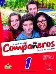 COMPANEROS 1 CURSO DE ESPANOL-