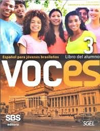 VOCES 3- LIBRO DEL ALUNO