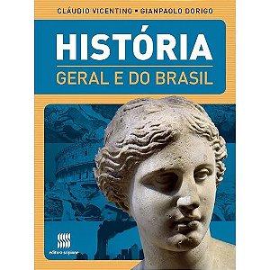 HISTORIA GERAL E DO BRASIL HGB VOL.UNICO
