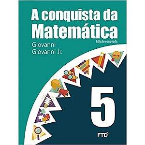 CONQUISTA DA MATEMATICA 5º ANO TEXTO