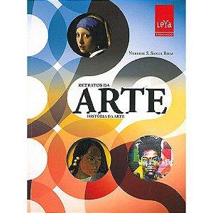 RETRATOS DA ARTE HISTORIA DA ARTE VOL.UN
