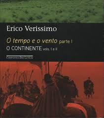 TEMPO E O VENTO PARTE I CONTINENTE 1 E 2