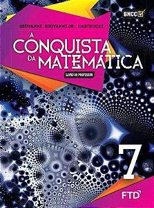 CONQUISTA DA MATEMATICA 7°ANO BNCC - 4° ED