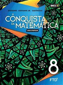CONQUISTA DA MATEMATICA 8° ANO BNCC - 4° ED