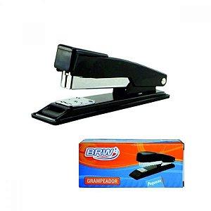 Grampeador GP 1000 - 11,5cm - p/ até 20 fls - estrutura metálica - BRW
