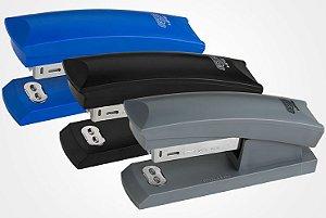Grampeador GP1001- corpo plástico - p/até 20 fls - 10,4cm - BRW