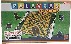 Jogo Palavras Cruzadas - Algazarra